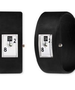 Too Late analog black horloge van 2Toolate prachtig vrouwen horloge