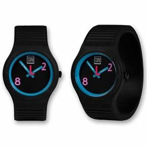 Mash-up ACD horloge