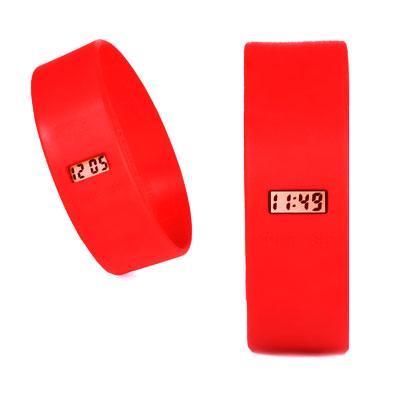 TOOLATE siliconen horloge Original Coral Red