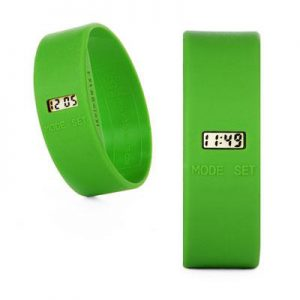 TOOLATE siliconen horloge Original Green