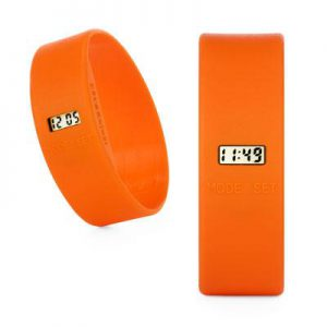 TOOLATE siliconen horloge Original Orange