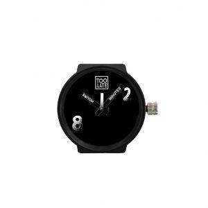 Mash-up Lord Medium Black uurwerk Ø 40 mm