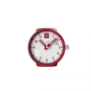 Mash-up Lord Medium Red nummers Ø 40 mm