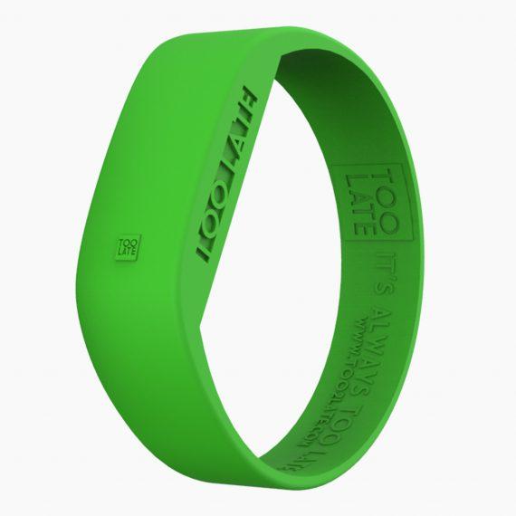Led Watch Original Acd Green van Too2late is echt iets voor jou