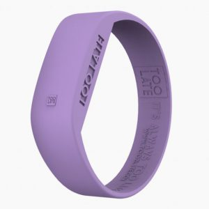 Led Watch Original Lilac is de 2Toolate topper onder horloge merken