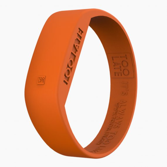 Led Watch Original Orange van Toolate een ideaal kinderhorloge