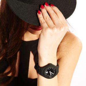 Mash-up Lord Large Black Ø45mm horloge