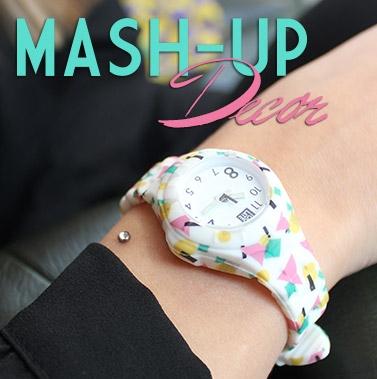 Mash-up Decor Regular