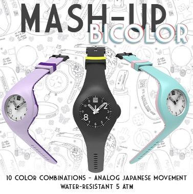 Mash-up Bicolor regular