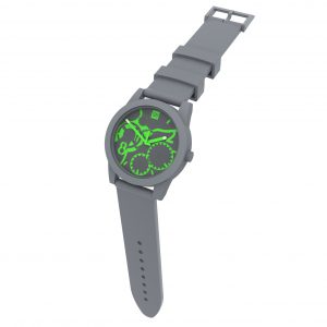 TOO LATE Watch JOY GREY ACD GREEN Ø39mm