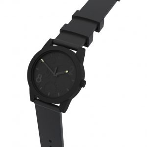 TOO LATE Watch JOY Total BLACK Ø 39 mm