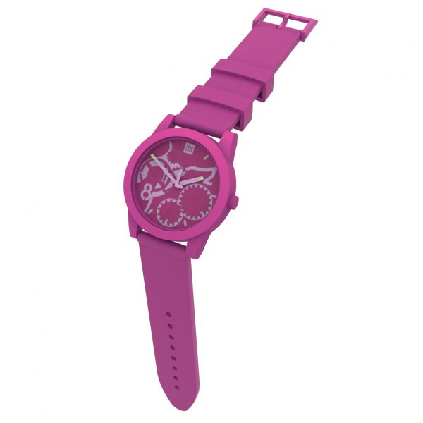 TOO LATE Watch JOY FUCSIA Pink Ø39mm