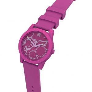 TOO LATE Watch JOY FUCSIA Pink Ø39 mm