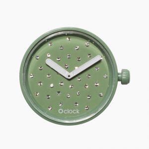 O'CLOCK Original uurwerk Model nr40 Ø30 mm