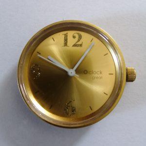 O'CLOCK Original uurwerk Model nr1 Ø40 mm