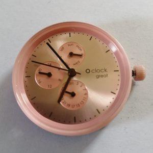 O'CLOCK Great uurwerk Model nr10 Ø40 mm
