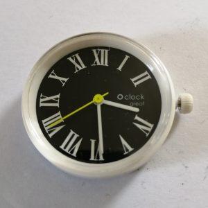 O'CLOCK Great uurwerk Model nr12 Ø40 mm