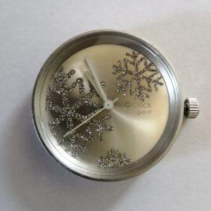 O'CLOCK Great uurwerk Model nr2 Ø40 mm
