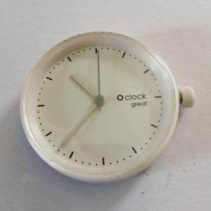 O'CLOCK Great uurwerk Model nr5 Ø40 mm