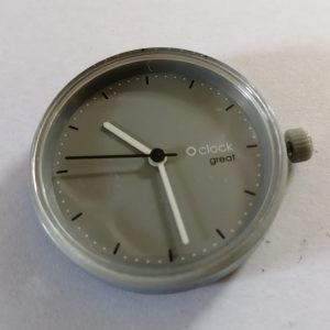 O'CLOCK Great uurwerk Model nr6 Ø40 mm